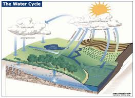 Water is neither created nor destroyed, however, population is increasing.  So we need to take care of the water we have!
