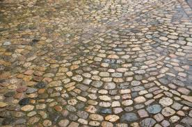 Pervious Pavers can be quite aesthetically pleasing