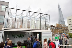 Hydroponic's Grow Up in London